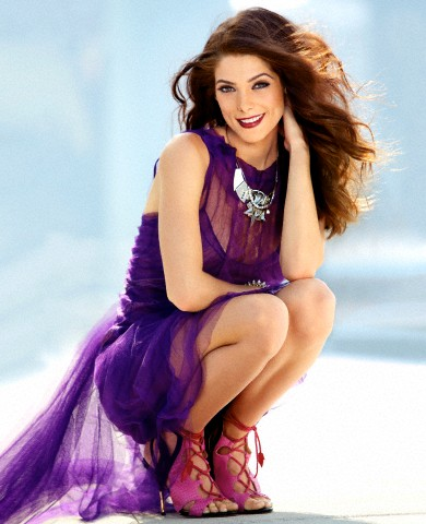 "Ashley Greene wallpaper titled ""Seventeen Magazine"" Outtakes [2012]"