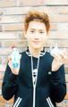 Suho - 130522 Official update for Suho's birthday