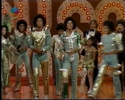 """""""The Jacksons"""" Variety mostra"""