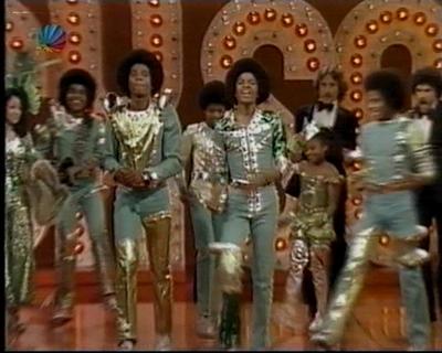 """""""The Jacksons"""" Variety tunjuk"""