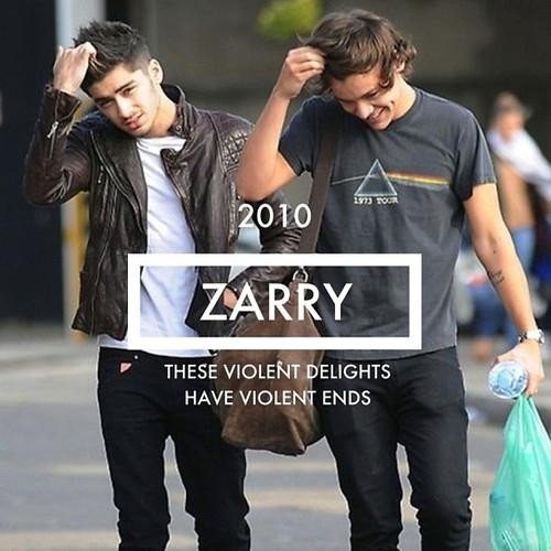 ♥ Zarry ♥
