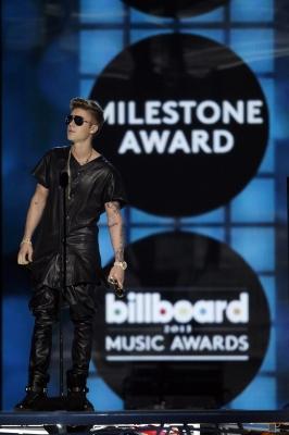 05.19.2013 Billboard âm nhạc Awards - hiển thị
