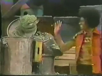 "1978 크리스마스 Episode Of ""Sesame Street"""