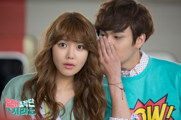 Cyrano dating agency recap ep 1