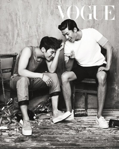2PM ~ Vogue Magazine June 2013
