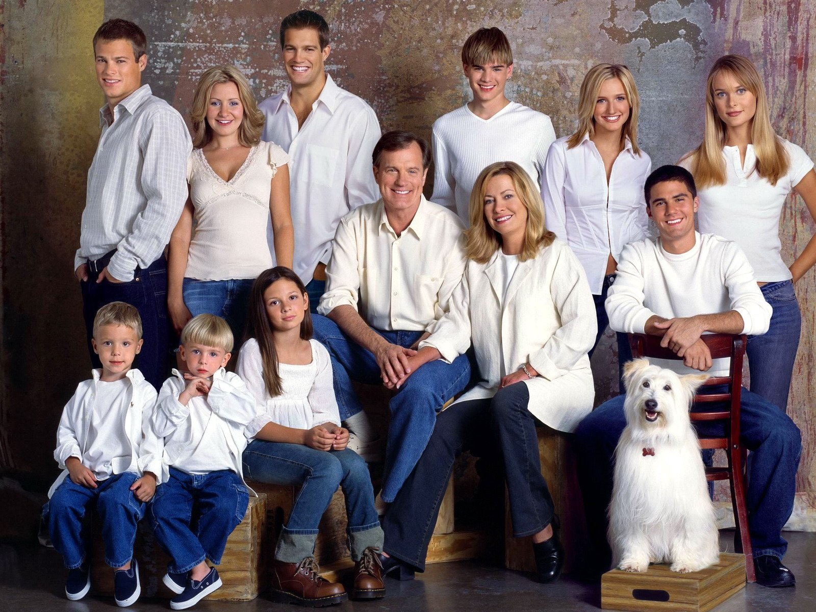 7th heaven 7th heaven wallpaper 34596482 fanpop for 7 a la maison casting