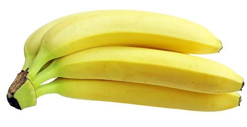 A Yellow 과일 called 바나나