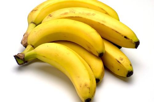 A Yellow frutas called banana