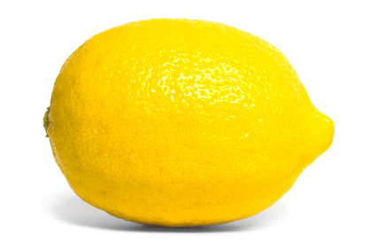 A Yellow fruit called citron