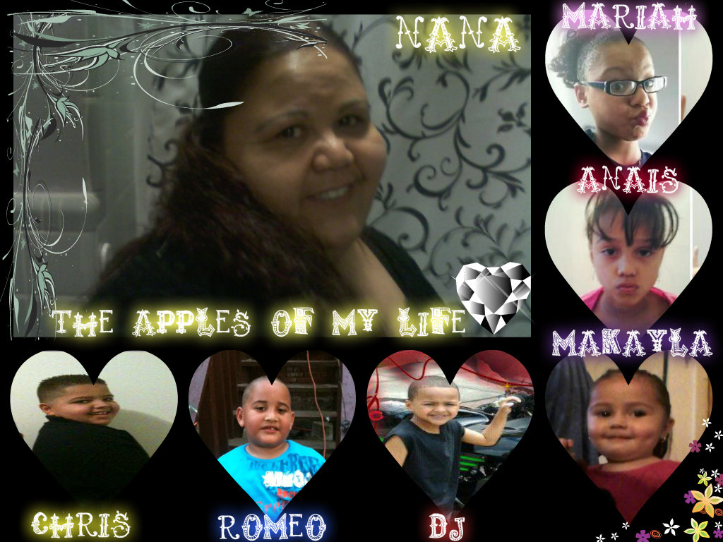APPLES OF MY LIFE