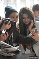 AT BBC RADIO 1 STATION IN LONDON (MAY 22, 2013) - selena-gomez photo