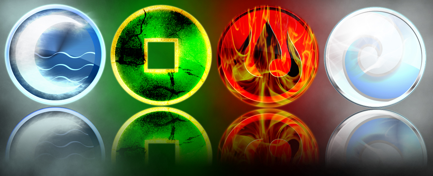 ATLA Symbols