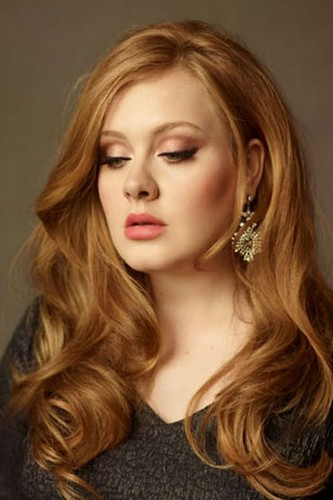 Adele wallpaper with a portrait entitled Adele