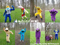 Adventure time onesies