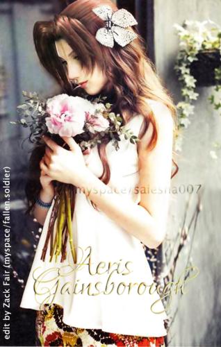 Aeris Flowergirl