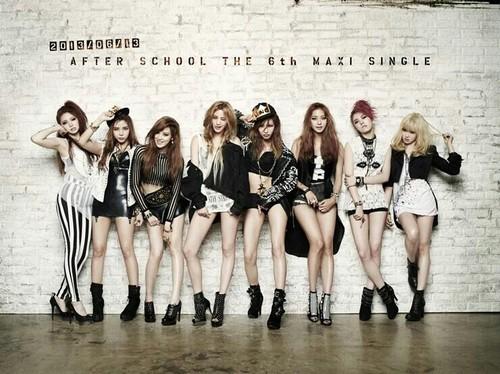 After School Comeback Teaser ~