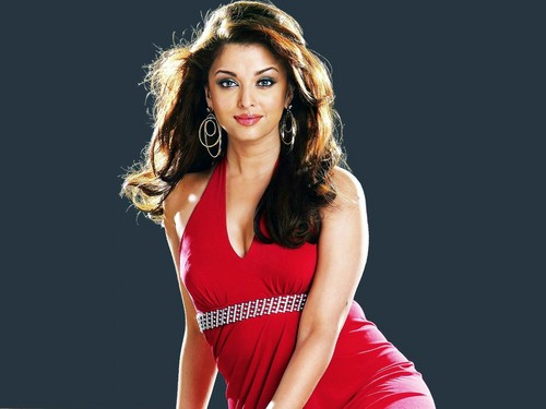 Aishwarya Rai wolpeyper probably containing a bustier and a kaktel dress called Aishwarya Rai