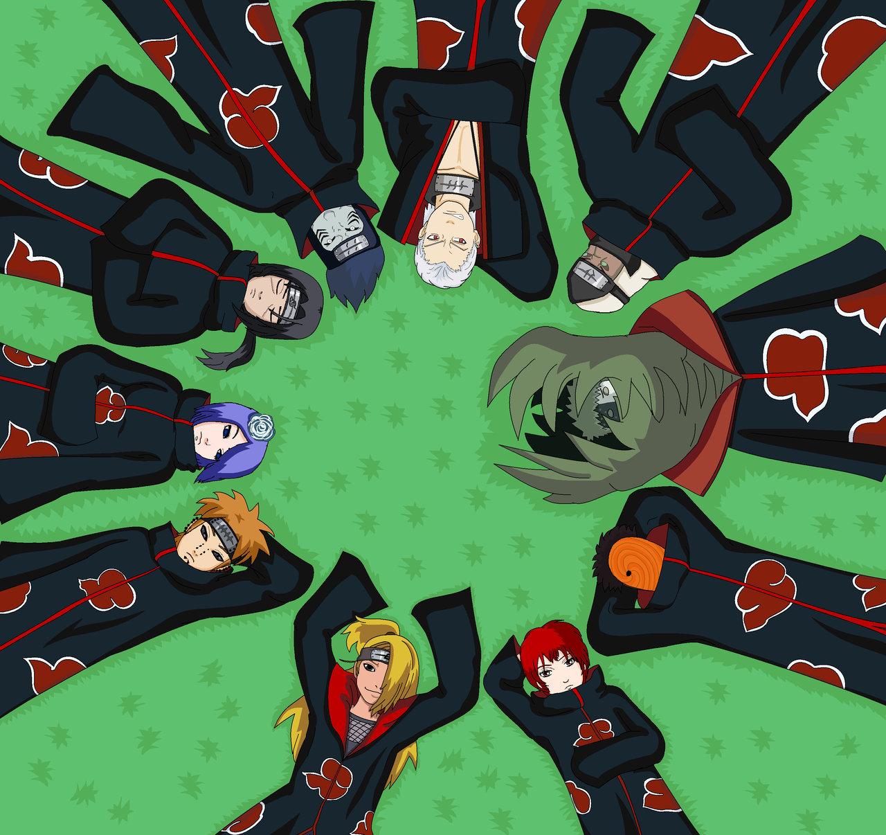 暁 Naruto 暁 Naruto 写真 3453 ファンポップ