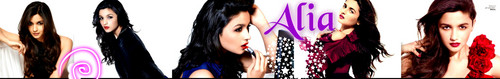 Alia Bhatt Banner made by - emmashields