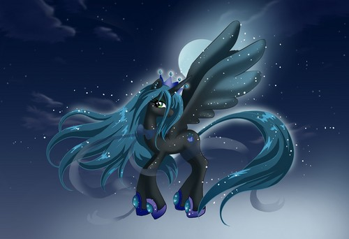 Alicorn Chrysalis