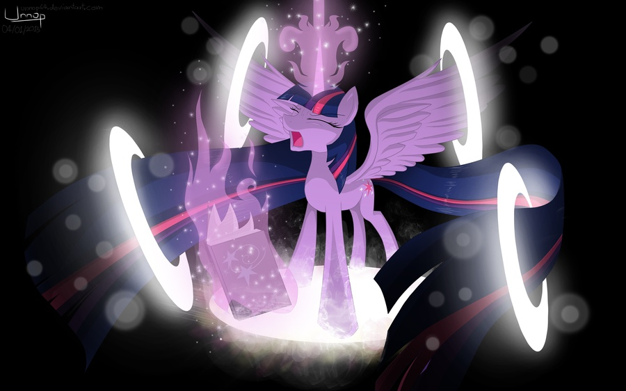 My Little Pony Twilight Sparkle Alicorn