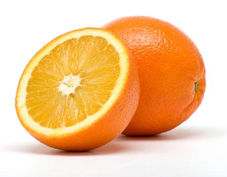 "An नारंगी, ऑरेंज फल called ""Orange"""