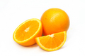 An Orange Fruit called