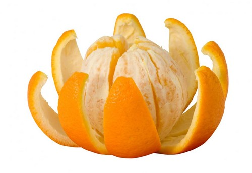"An oranje Fruit called ""Orange"""