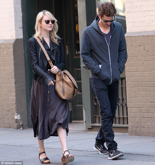 Andrew & Emma in New York City