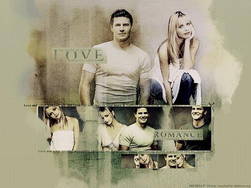 Энджел & Buffy