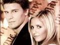 Angel & Buffy - buffy-summers wallpaper