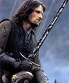 Aragorn in The Two Towers