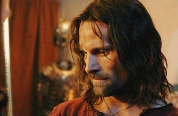 Return Of The King Aragorn Aragorn in the Return ...