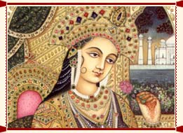 Arjumand Banu-Mumtaz Mahal (6 April 1593 – 17 June 1631)