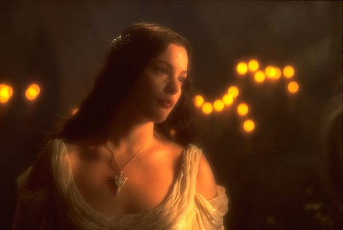 Arwen - Fellowship of the Ring