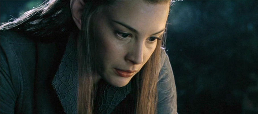 The Lord Of The Rings Liv Tyler