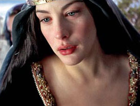 Arwen - The Two Towers