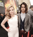Avan Jogia and Maddie Hasson