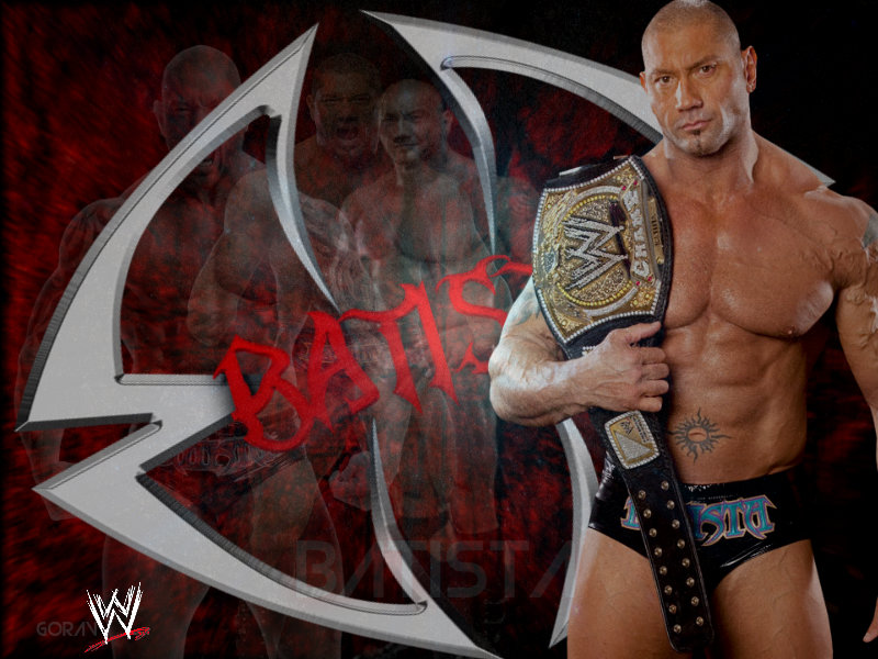 BATISTA WALLPAPER - WWE Wallpaper (34585466) - Fanpop