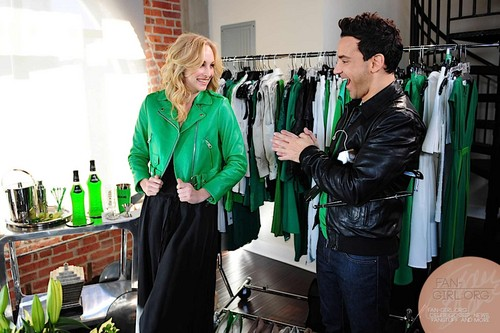 Candice Accola wallpaper entitled Bangtan Boys of the 2013 Midori Ad Campaign photoshoot featuring Candice [HQ].