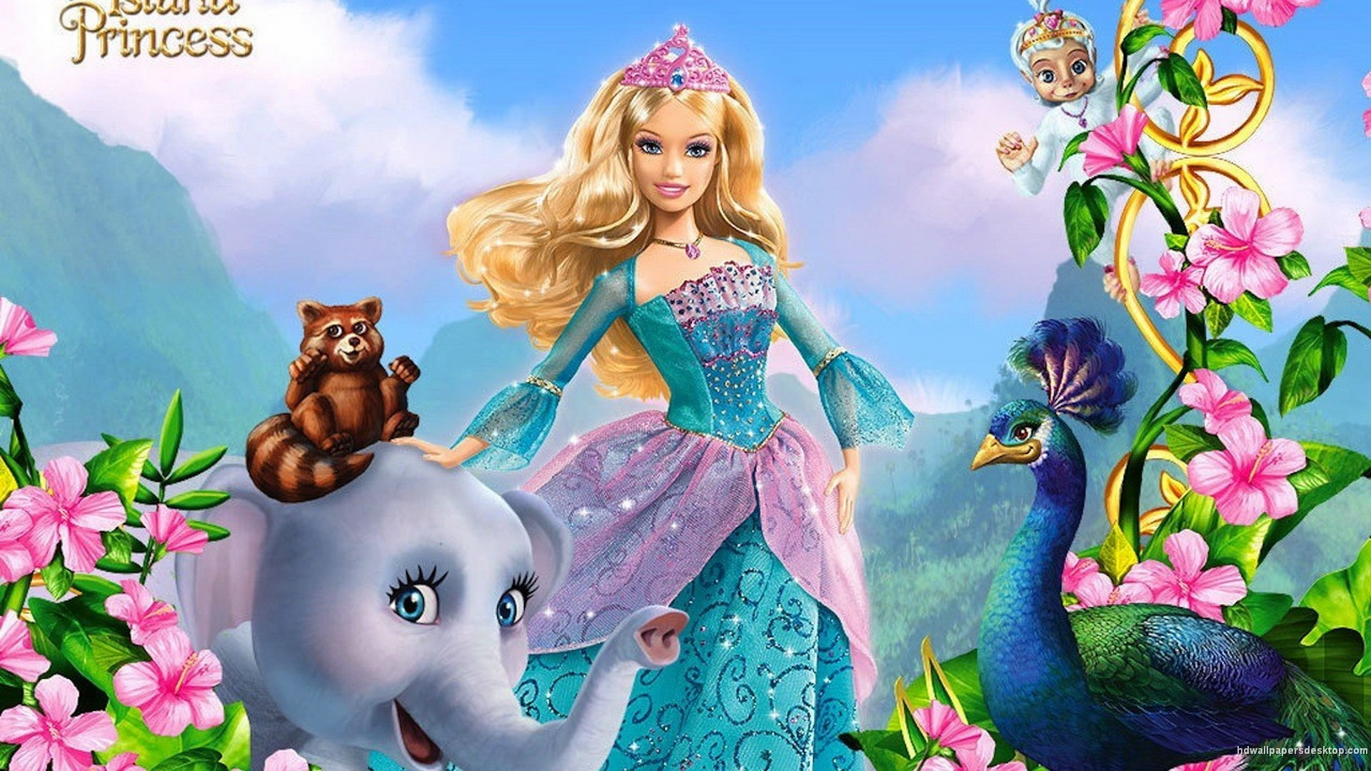 Barbie As The Island Princess Movie Download