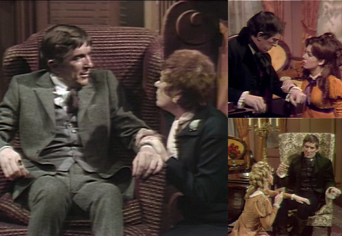 Barnabas/Julia/Josette/Angelique collage