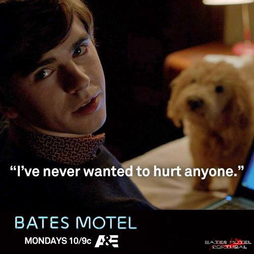 Bates Motel Petikan