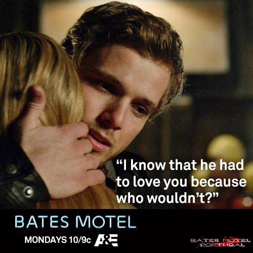Bates Motel Quotes