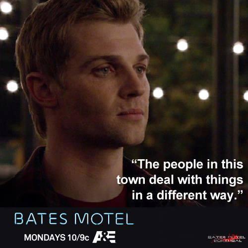 Bates Motel Zitate