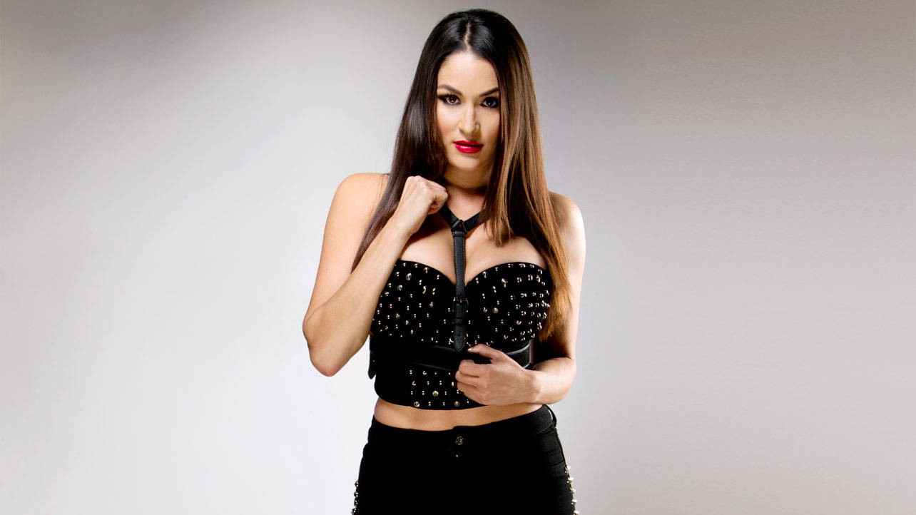 WWE Diva Nikki Bella Hot
