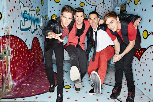 Big Time Rush ಇ