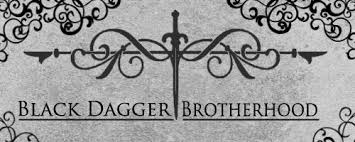La Confrérie de la Dague Noire fond d'écran probably with a sign called Black dagger brotherhood