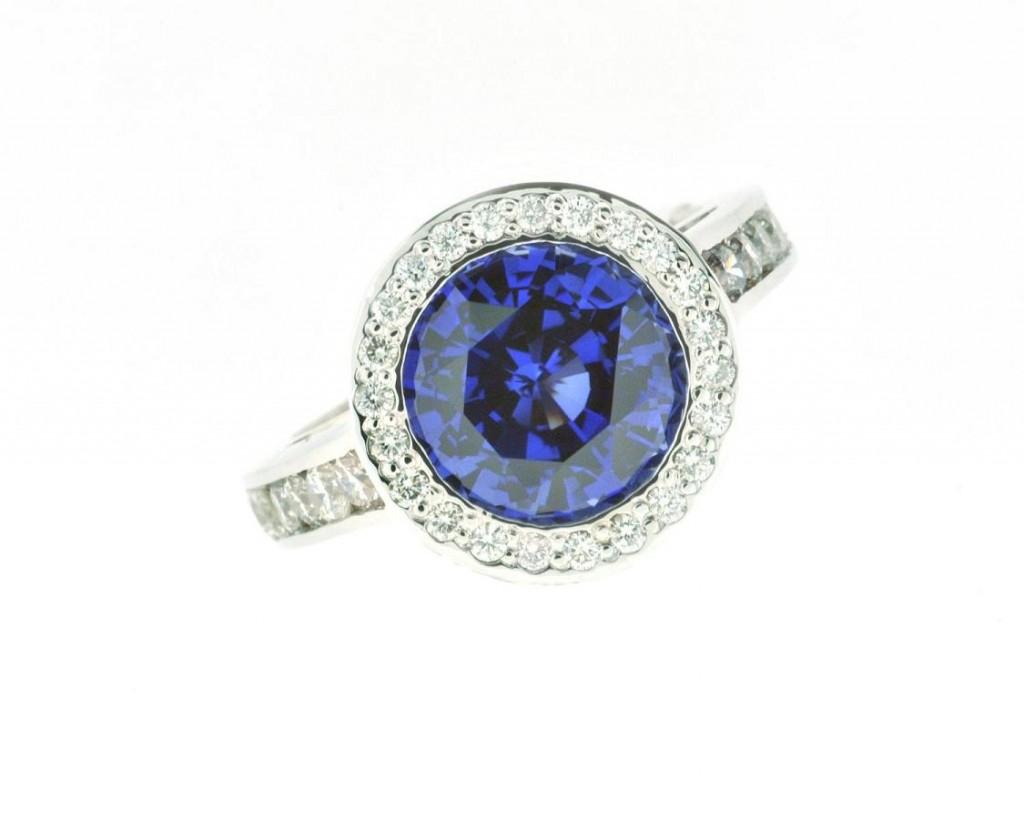 Blue Sapphire Colors Fanpop