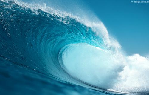 Blue Sea fotografia
